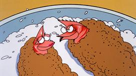 第24話 テンドーン対キン肉マンの巻/スカルボーズの秘密の巻
