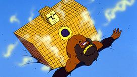 第77話 殺人技地獄のピラミッドの巻/不死身の超人魂の巻