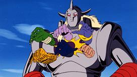 第83話 悪魔将軍は軟体超人の巻/ネオキン肉バスター炸裂の巻