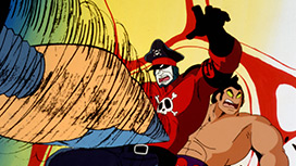 第90話 驚異マッスルドッキングの巻/戦慄! 完璧超人の巻