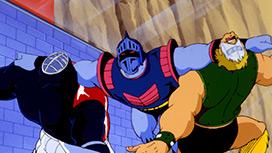 第93話 はがされたマスクの巻/逆襲! ロビンマスクの巻