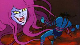 第16話 闇に住む妖獣ジェニー