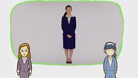 身だしなみの基本(女性編)