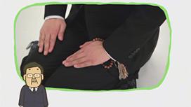仏式における合掌と数珠