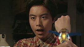 第9話 悪魔の洗脳作戦 忍者怪獣シノビラー登場