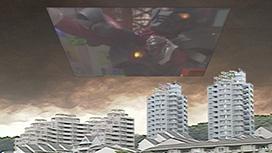 第25話 決戦! ヒーローの最期(前編) 毒煙怪獣ベノラ登場