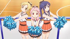 第4話 Let's Cheer UP!