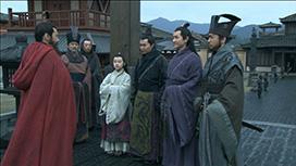第4部《荊州争奪》 第44話 曹操、華北に帰る