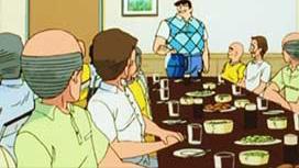 第106話 お爺ちゃんとハンバーグ