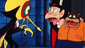 第61話 蚊男と血のすいっこしよう