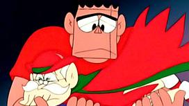 第71話 モクモク怪物とドラキュラじいさん