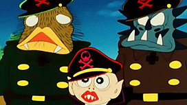 第138話 怪物ルックも軍隊調で