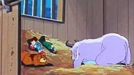 #42 白い牡牛と少年