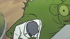 #16 妖怪カメレオン人間