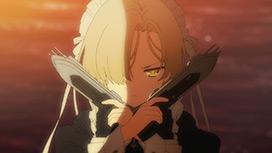 04 【桜嵐】外套と短剣