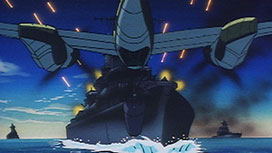 第6話 一撃轟沈タスマン海戦