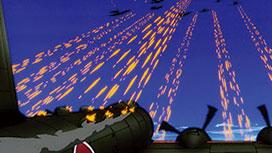第13話 独超重爆撃機要撃作戦