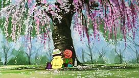 #02 桜散る里