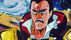 第127話 羅将ハン! お前は白き雪も紅に染める男!!