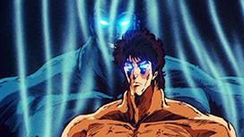 第138話 カイオウつかの間の勝利宣言! 北斗の幻が彼を襲う!!