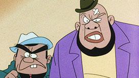 #31「雪男は文明人の話」「おばけ屋敷の3悪人の話」