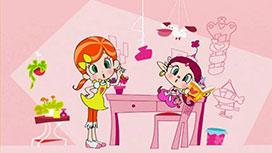 第9話「るるちゃんのラブ♥ラブ日記の話」