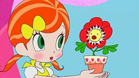 第11話「お花でハートをつたえちゃおー!の話」