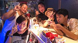 #21 今回から遂に和田さんが復活!いつもの3人で今回は観光バー特集!