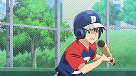 第20話「東斗戦プレーボール!」