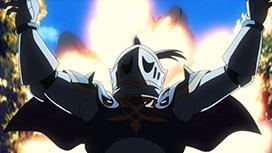 第5話 RAIDER!闇からの声!
