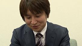 第2戦 京増真臣 VS 鈴木ショータ(前)