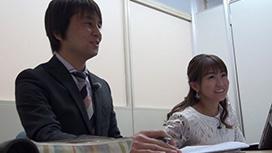 第10戦 京増真臣VS津田麻莉奈(前)