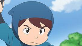第8話「 忍者 VS 魔法使い!の話 」