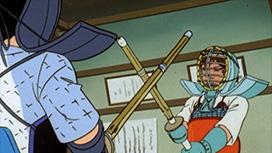 第28話 再登場!美少女剣士轟嵐子