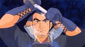 第43話 炎の道!阿修羅の剣!