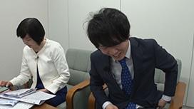第2戦 小島友実 VS 鈴木ショータ(後)