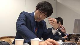 第3戦 辻三蔵 VS 鈴木ショータ(後)