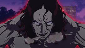 第4話 蜘蛛の巣/Long Fall
