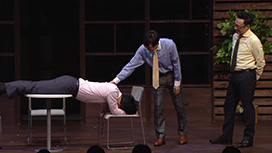 第19回東京03単独公演「自己泥酔」