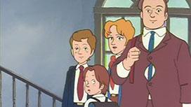 第24話 学校をとび出した不良少年フランチ