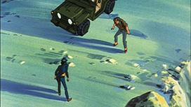 第6話 ルパンが戦車でやってきた