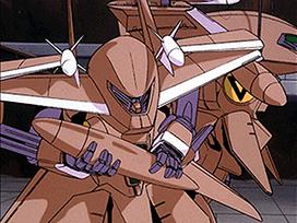 第21話 敵MA(メタルアーマー)奪取作戦