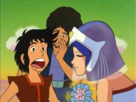 第10話 宇宙に咲いた愛の花