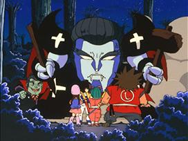 第8話 吸血鬼は十字架コレクター