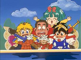 第31話 ヒミコの子守り大作戦!