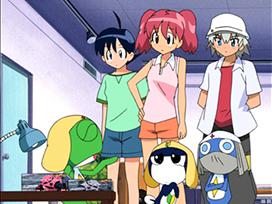 第16話 モア 裏モア 降臨!? であります/モア モアモア大パニック であります