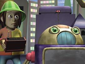 08話 リモコンロボット