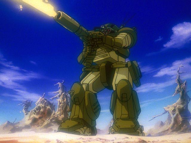 装甲騎兵ボトムズ 赫奕たる異端