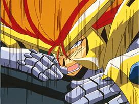 第21話 金色の破壊神