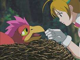 第15話 密猟者のワナ! クック鳥を救え!